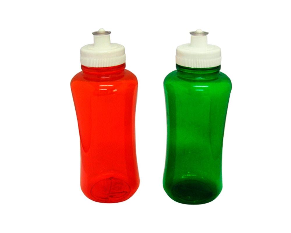 Squeeze ecológico em PET 500 ml