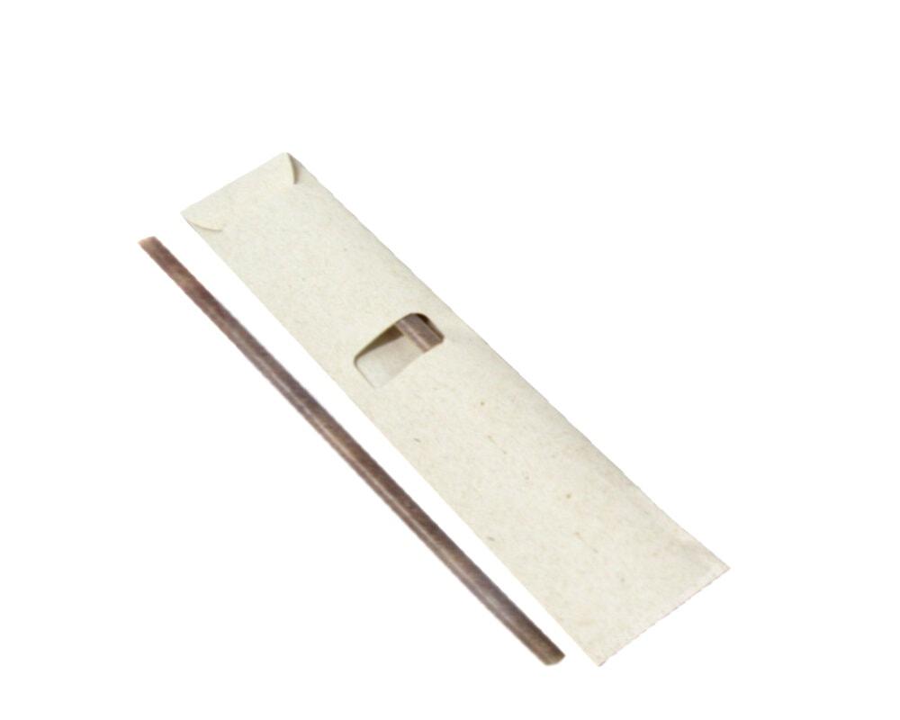 Canudo Fibra de Coco Envelope
