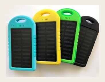 Carregador Solar