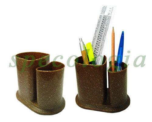 Porta lápis de Fibra de Coco