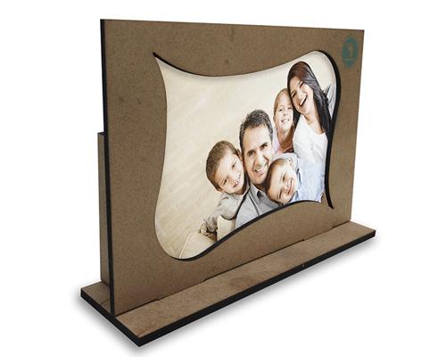 Porta Retrato MDF 12 x 16 cm