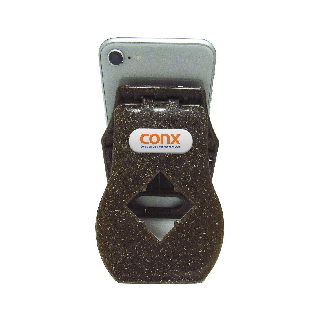 Porta Celular de Fibra de Coco