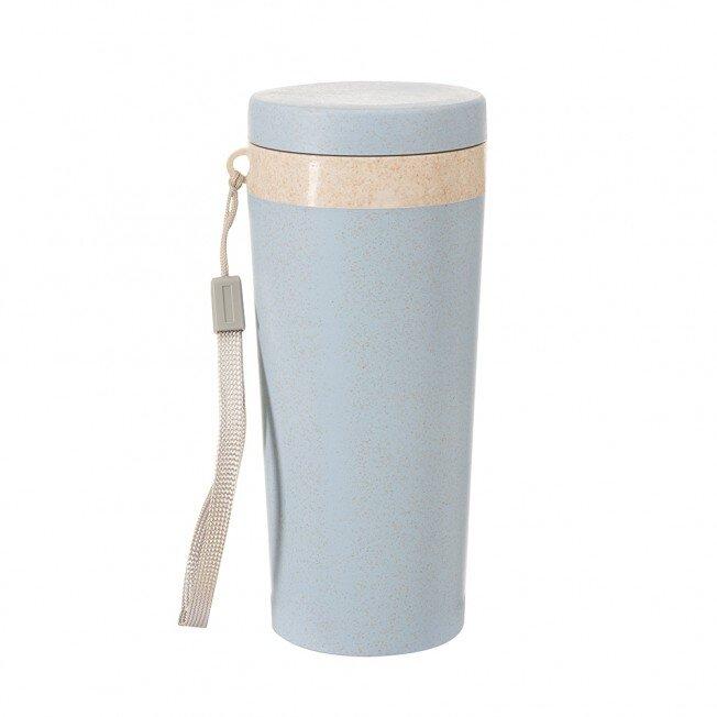 Copo Térmico Fibra de Bambu 350 ml