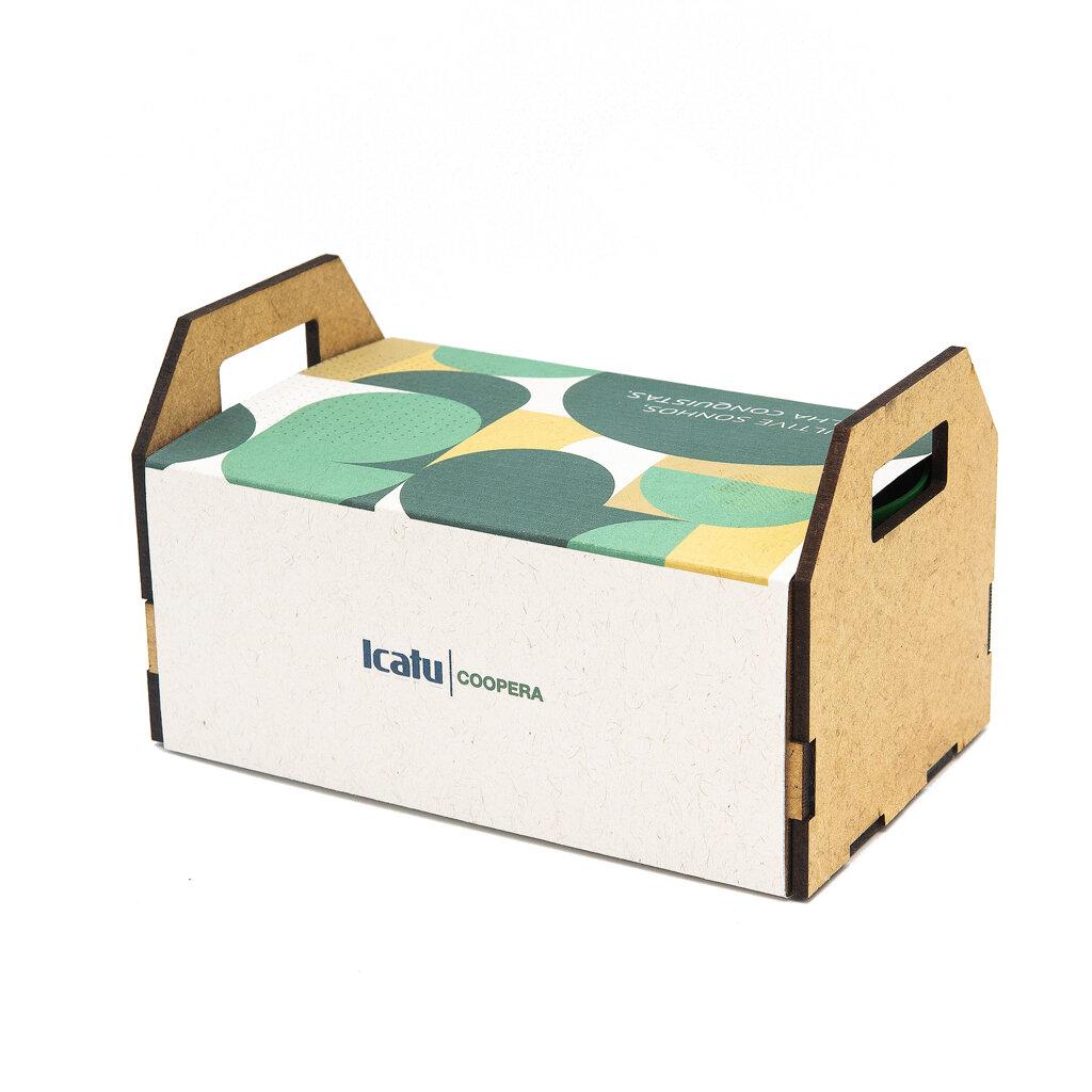 Mini Kit Horta Semente Mágica