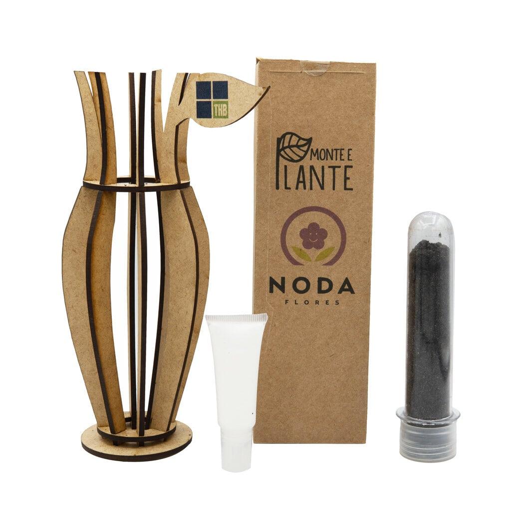Monte e Plante - Vaso com Tubete