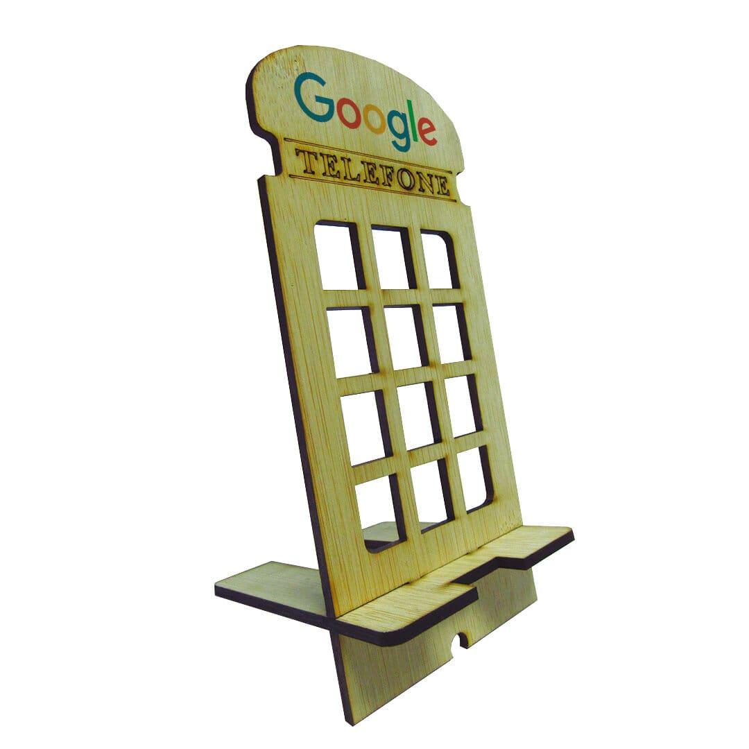Suporte Celular Cabine Telefonica Londres