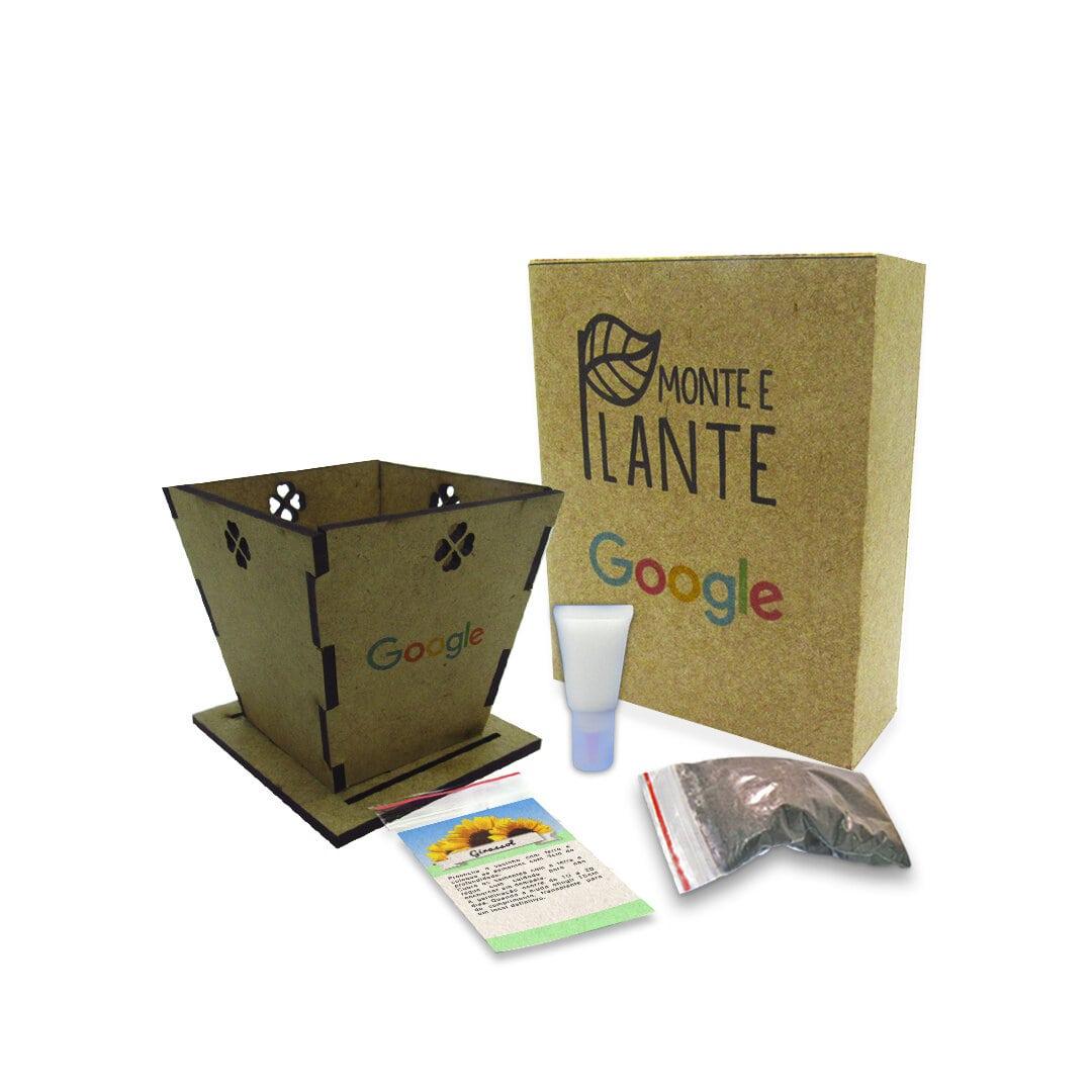 Monte e Plante - Vaso Trevo MDF