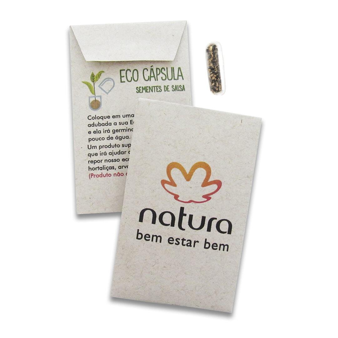 Envelope com Eco Cápsula