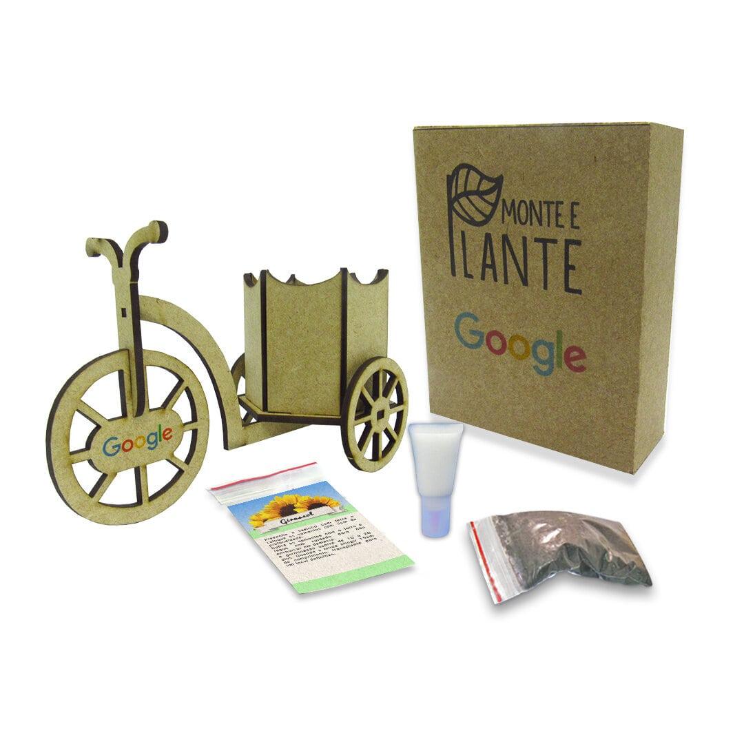 Monte e Plante - Triciclo